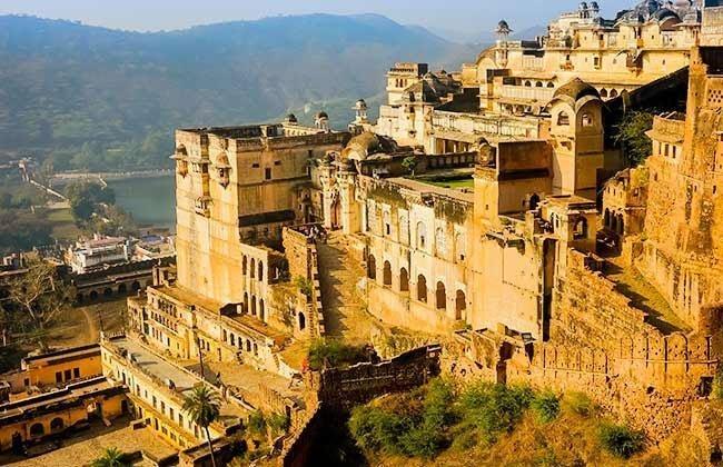 Fort of Bundi